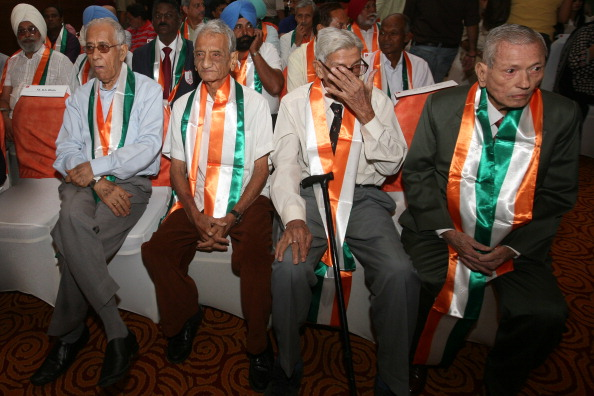 Indian Hockey Legends felicitated