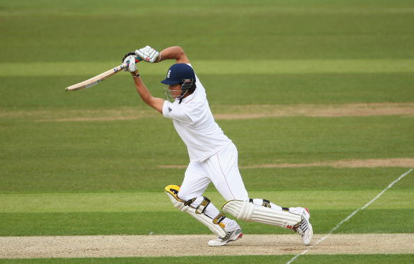 England v West Indies - 2nd npower Test: Day One