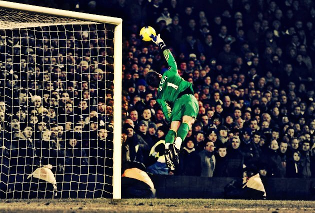 Meanwhile De Gea was proving his doubters wrong with some unbelievable shot-stopping