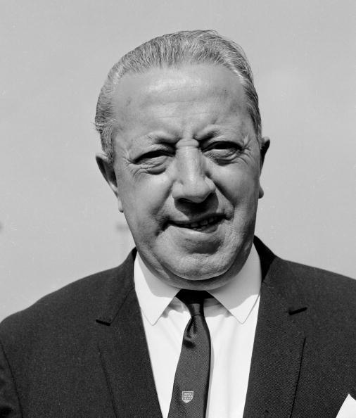 Football. Circa 1960's. Jimmy Murphy, Assistant Manager of Manchester United.