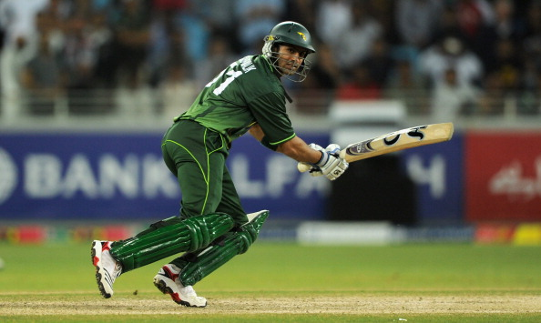 Pakistan v England - 1st International Twenty20 Match