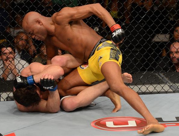 UFC 148: Silva v Sonnen II
