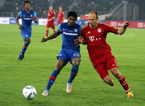 Team India v Bayern Muenchen - International Friendly
