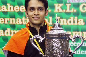 P Kashyap - the rising star