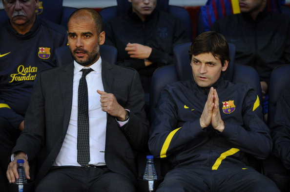 FC Barcelona v Malaga CF - Liga BBVA