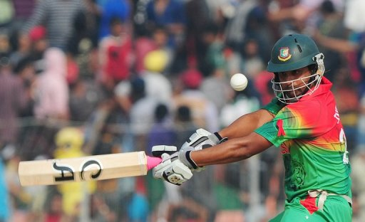 Iqbal smashed a 51-ball 58 studded with eight fours and two sixes