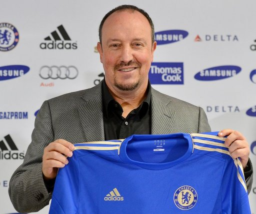 The appointment of the Spaniard has been met by disapproval from large sections of Chelsea supporters
