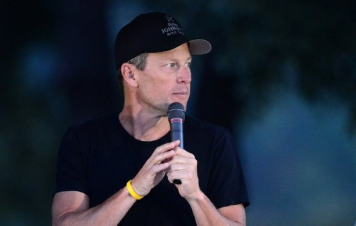 Armstrong has been stripped of his seven Tour de France titles
