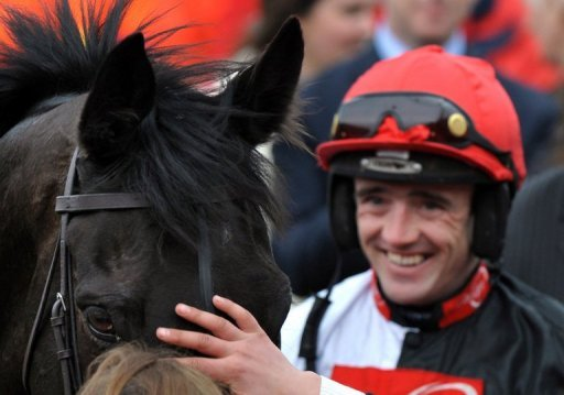 Jockey Ruby Walsh said Big Buck's was 'bomb proof'