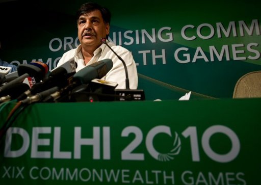 Tainted sports official Lalit Bhanot was elected unopposed as the Indian Olympic Association's secretary-general