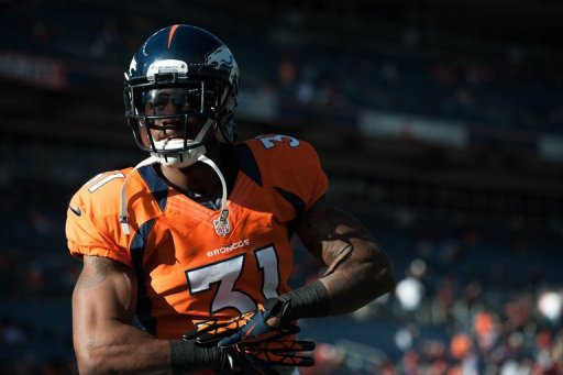 The Broncos clinched their division title for the second consecutive year and 12th in franchise history