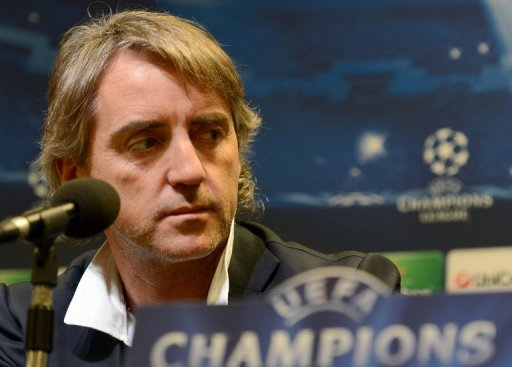 For the second season in succession, Roberto Mancini's side have no chance of making the Champions League last 16