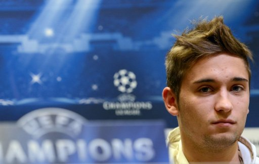 Borussia Dortmund's Moritz Leitner is set to play against Manchester City in the Champions League