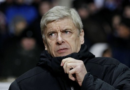 Boss Arsene Wenger is under pressure at Arsenal after a poor run of league form