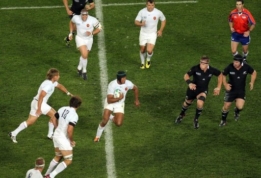 The French reached the 2011 World Cup final but lost a hard-fought contest  8-7 to hosts New Zealand in Auckland