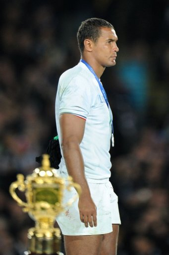 France captain Thierry Dusautoir hopes to go one better in England in three years' time