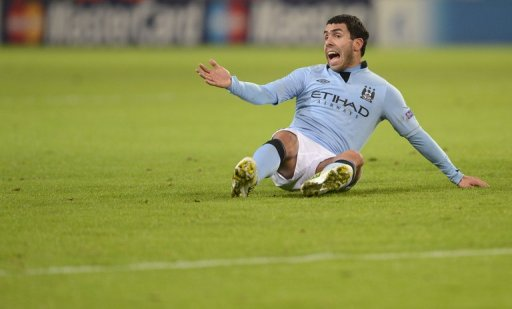 Manchester City bowed out with a passionless performance in a 1-0 defeat
