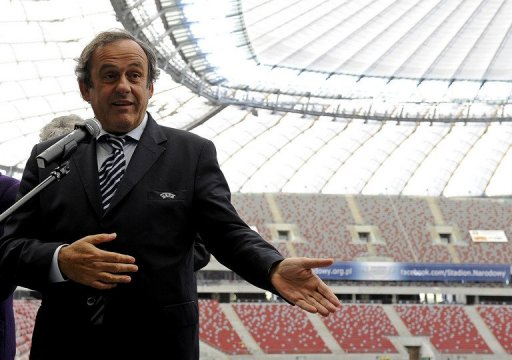 Michel Platini captained France to the 1984 European title