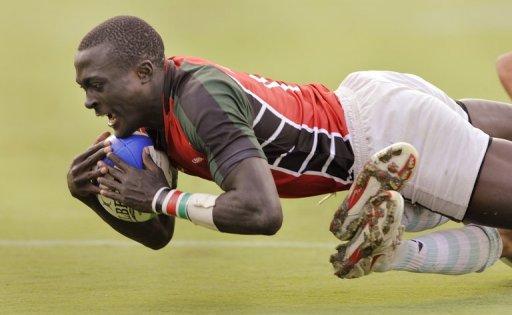 Kenya's Collins Injera