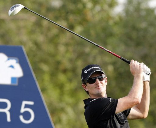 Justin Rose (pictured) finished 2nd behind Rory McIlroy at last month's World Tour Championship in Dubai
