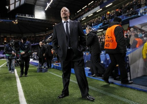 Critics are circling Rafael Benitez, who replaced the popular Roberto di Matteo last month at Chelsea