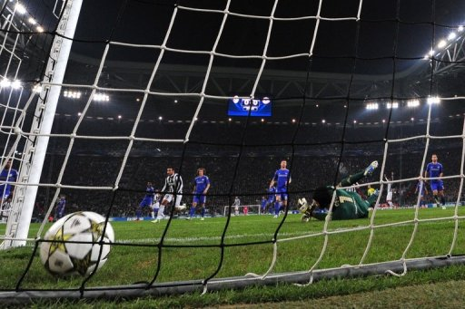 Juventus's return to the lucrative knockout phase comes three years after the Bianconeri were knocked out by Chelsea