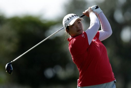 Feng shot a seven-under par 65 to tally 13-under par 131 in the season-ending event of the Ladies European Tour