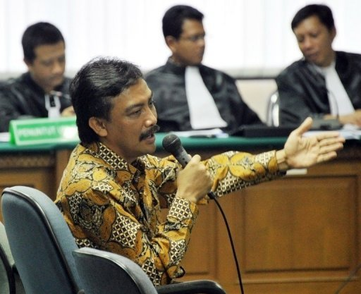Indonesian Youth and Sports Minister Andi Mallarangeng is being investigated for corruption