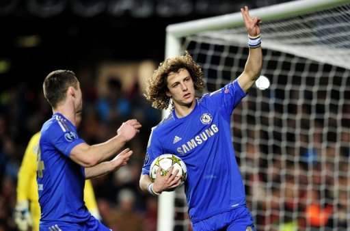 Chelsea defender David Luiz insists his team-mates will make amends for their embarrassing Champions League exit