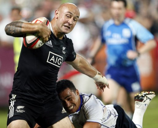 New Zealand can become the first team to win the same leg of the Sevens World Series for a fourth consecutive time