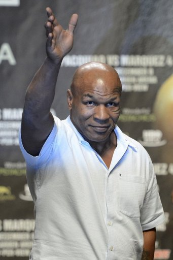 Boxing's biggest names, including Mike Tyson, will be watching the fight between Manny Pacquiao and Juan Manuel Marquez