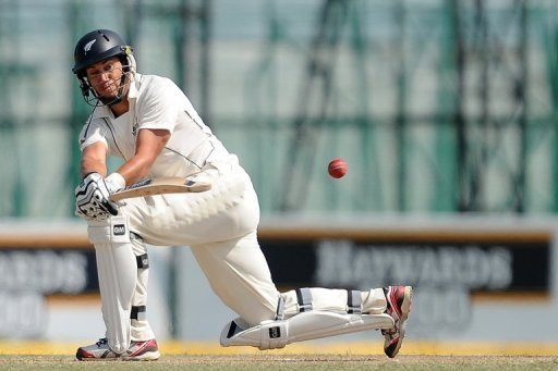 Despite presiding over a string of poor results, Taylor remains New Zealand's best batsman, averaging 43.45