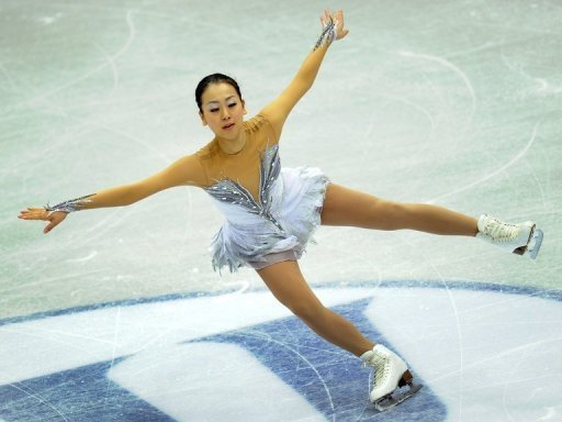 Mao Asada reclaims the Grand Prix final title that she previously won in 2005 and 2008