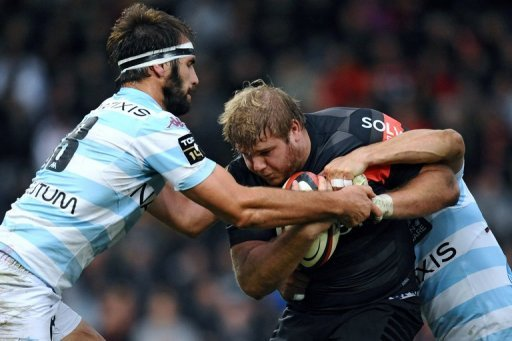 Toulouse got off to the ideal start running in two early tries