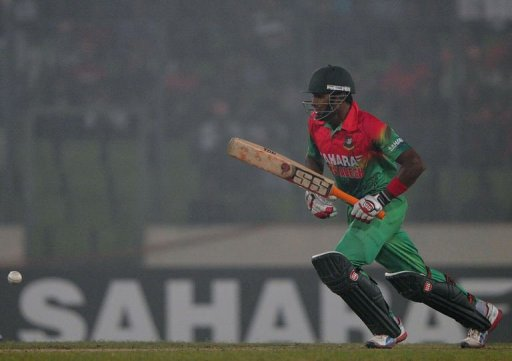 Bangladesh batsman Jahurul Islam