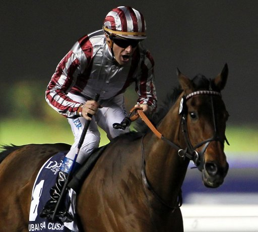 Cirrus des Aigles has sustained a