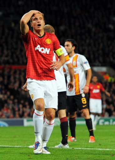 Nemanja Vidic and Shinji Kagawa are rated as doubtful for a United side that edged Reading 4-3 in a madcap encounter