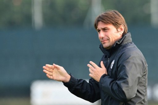 Juventus coach Antonio Conte will return to the touchline on Sunday after serving a ban