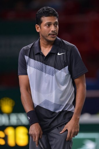 Indian tennis star Mahesh Bhupathi told the espnstar.com website that it was a