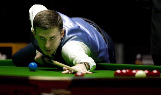 The UK Championship title final was the first all-English affair since 1992