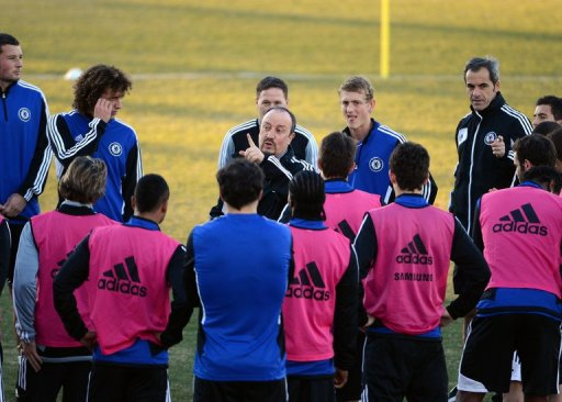 Rafael Benitez says he would like to enjoy every minute that Chelsea are in Japan