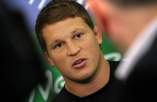 England forward Dylan Hartley, pictured in 2011