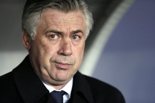 The pressure has eased slightly on Paris Saint-Germain coach Carlo Ancelotti