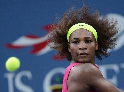 Serena Williams, who will turn 32 next year, finishes 2012 at three in the world
