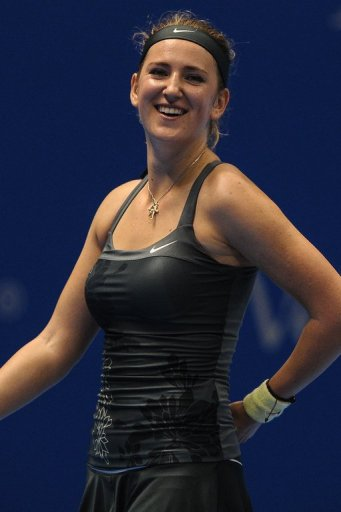 Victoria Azarenka is the current women's world number one