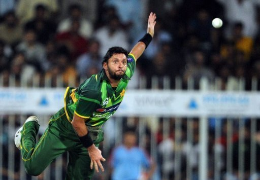 In his 349 ODIs Afridi has taken 348 wickets and scored 7,075 runs