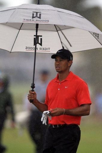 Woods abruptly departed the World Golf Championships event at Doral in March due to inflammation in his achilles tendon