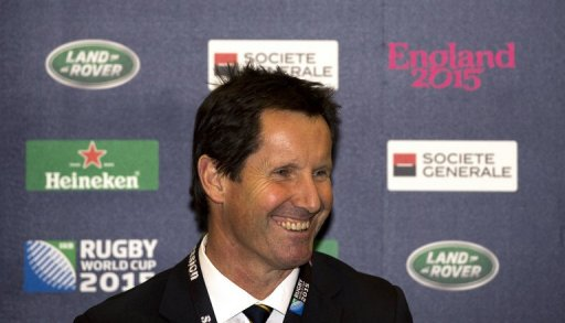 Wallabies coach Robbie Deans has been under pressure since Australia's poor Rugby Championship campaign this year