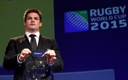 Richie McCaw, captain of New Zealand's All Blacks rugby team, pictured in London, on December 3, 2012