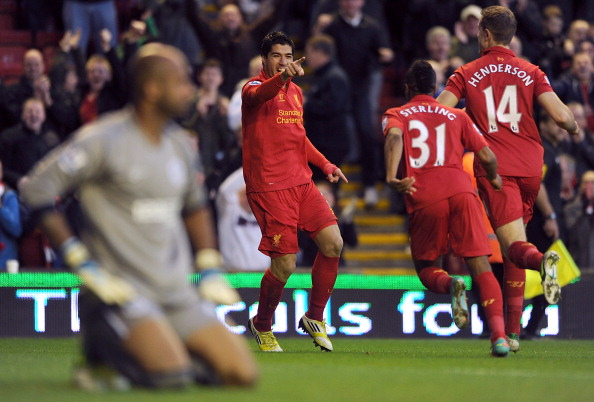 Liverpool v Wigan Athletic - Premier League